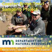Lake Superior Coaster Brook Trout Research
