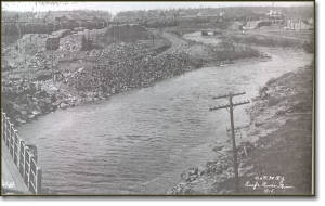 Knife river picture